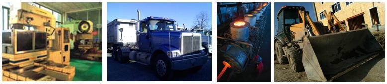 machinery and equipment appraisal