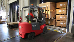 Equipment Appraisers Forklift