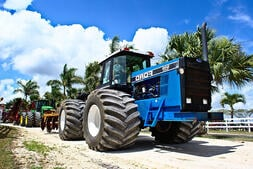 Equipment Appraisers Tractor
