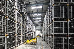 Forklift Machinery and Equipment Appraisals