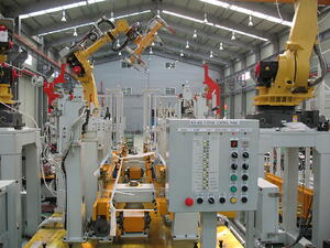 Industrial Machinery and Equipment Appraisal