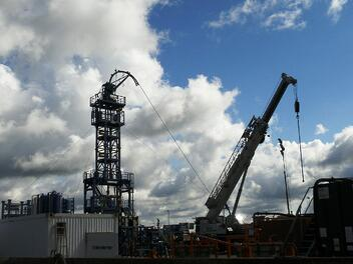 Machinery Equipment Appraisal Oil Gas Fracking